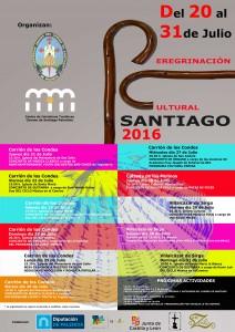 Cartel-Peregrinación-Cultural-Santiago-2016